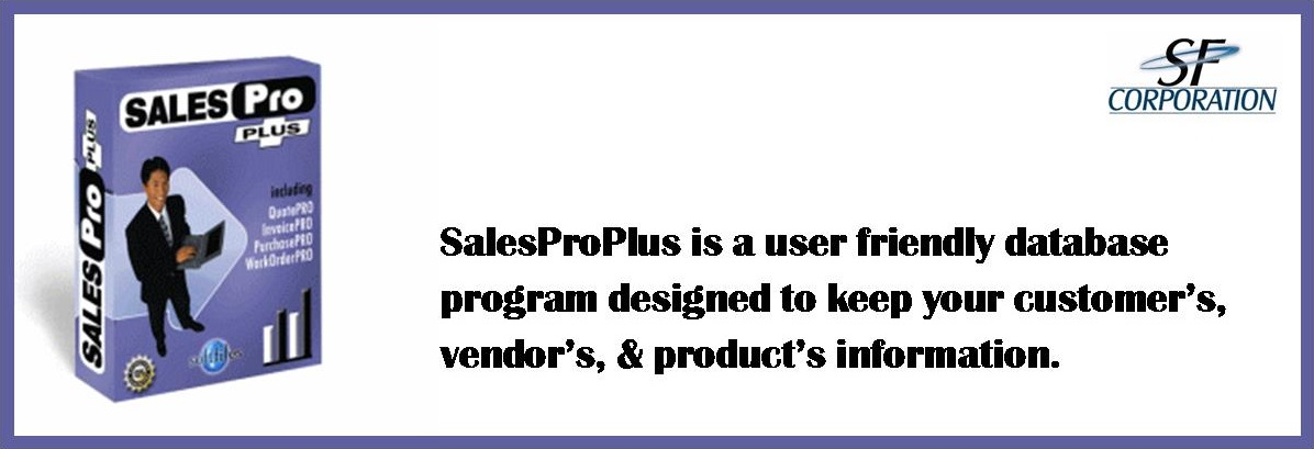 SalesPro Plus